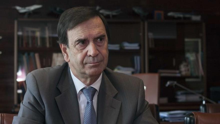 Iñaki López Gandásegui, presidente de Aernnova.