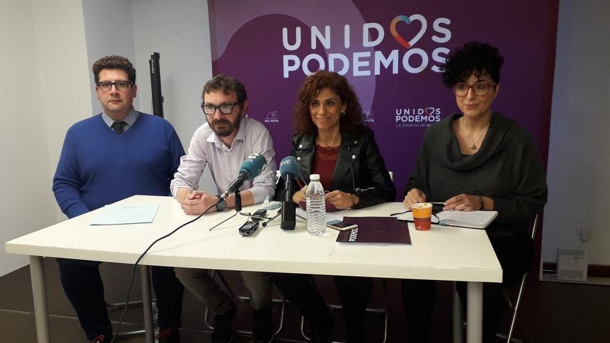 La Audiencia Provincial confirma la anulación de la exclusión de Rosana Alonso de las primarias de Podemos para el 26M