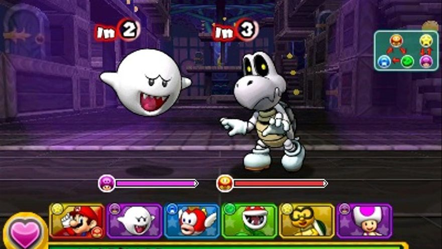 Puzzle & Dragons: Super Marios Bros. Edition
