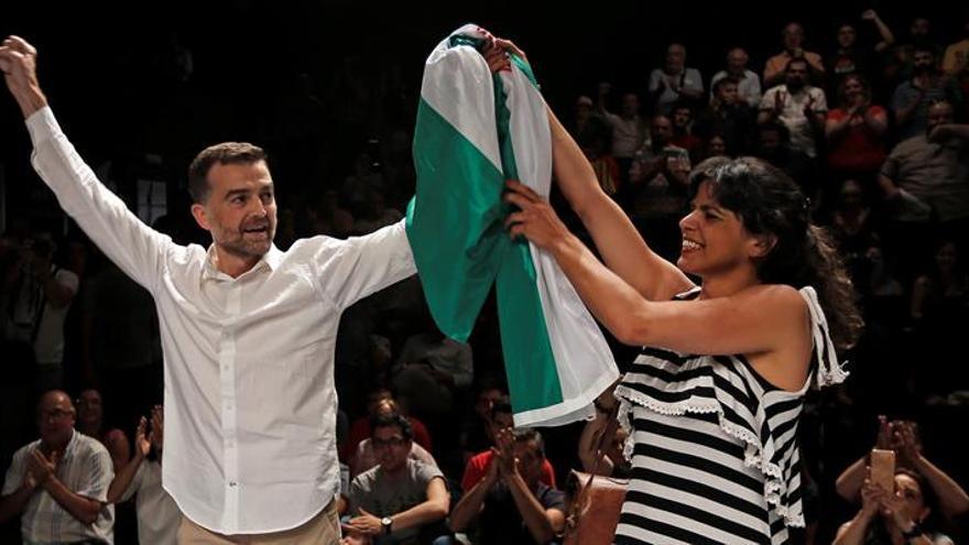 Rodríguez y Maíllo abrirán campaña en un acto de Unidos Podemos en Sevilla