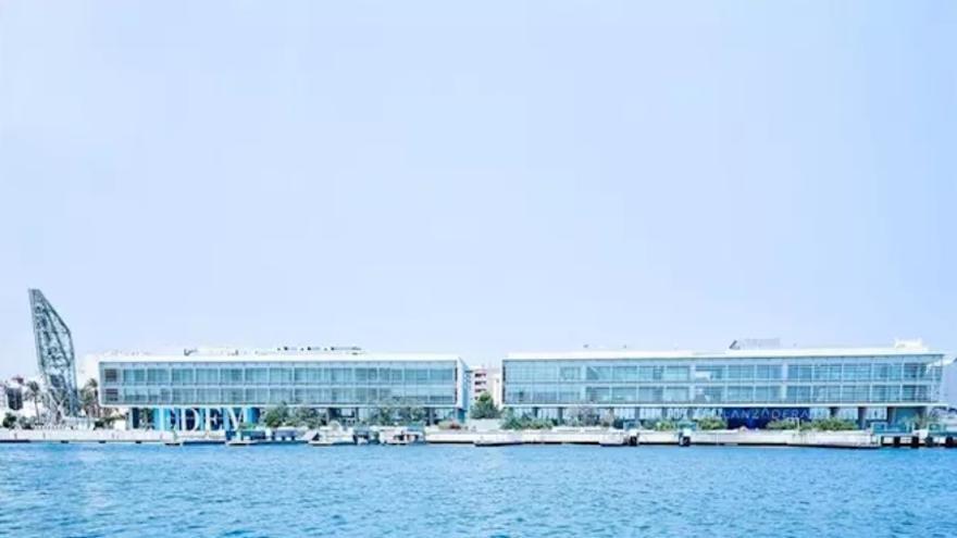 La Marina Empresas en la Marina de València