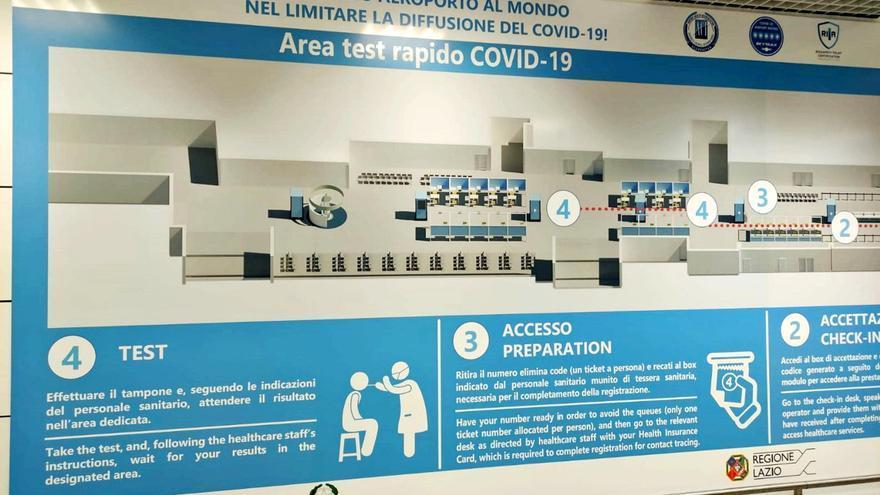 Italia prorroga la prohibición de vuelos desde Brasil por el coronavirus