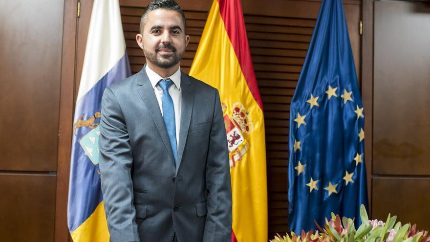 Onán Cruz es viceconsejero de Infraestructura y Transportes.