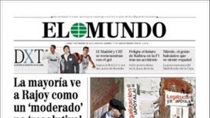 De las portadas del día (07/02/2011) #5