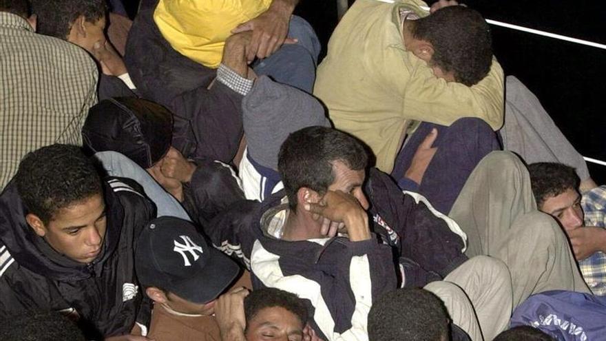 La Guardia Costera de EE.UU. repatría a 50 inmigrantes cubanos