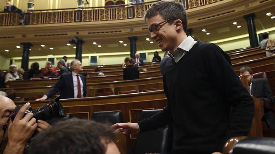 Podemos pide un guiño al PSOE en el Congreso para allanar el camino a acuerdos