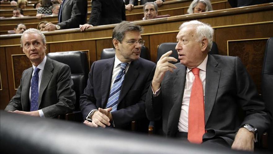 """Margallo cree que el acuerdo sobre Grecia es """"la respuesta a la sensatez"""""""