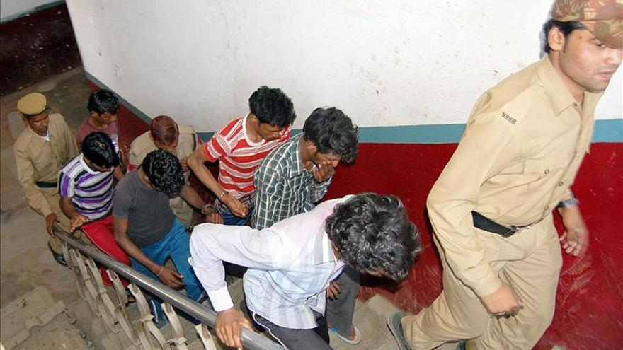 Comienza en la India el juicio por la violación en grupo de una turista suiza