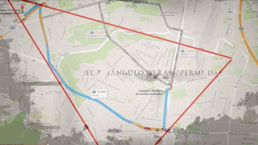 """UPyD ironiza en un vídeo sobre la pérdida de la causa de los ordenadores de Bárcenas en """"el triángulo de las PPermudas"""""""
