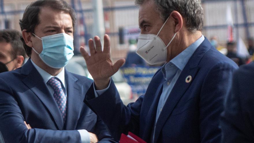 Zapatero pide abrirse a la inmigración como único remedio a la España vaciada