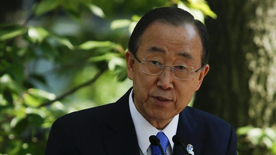 Ban Ki-moon destaca la importancia política del acuerdo sobre Libia