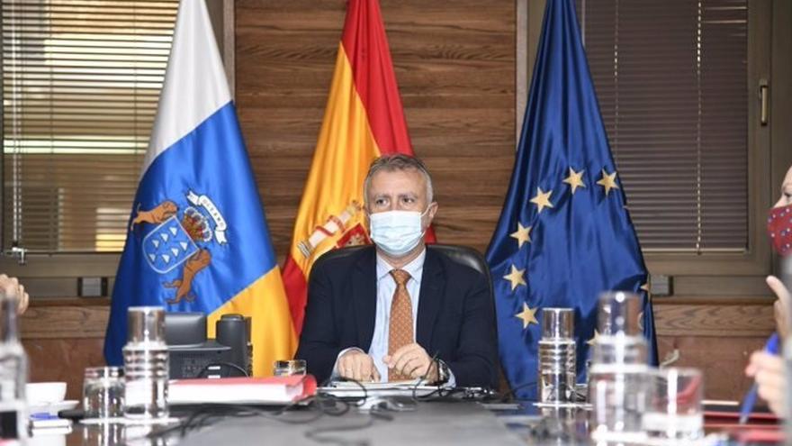 Los presidentes autonómicos abordarán en la Comisión Europea el destino de los fondos de reconstrucción para España