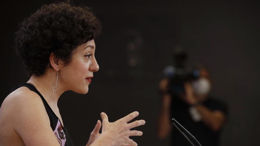 Unidas Podemos presentará esta semana la petición de indulto para Juana Rivas
