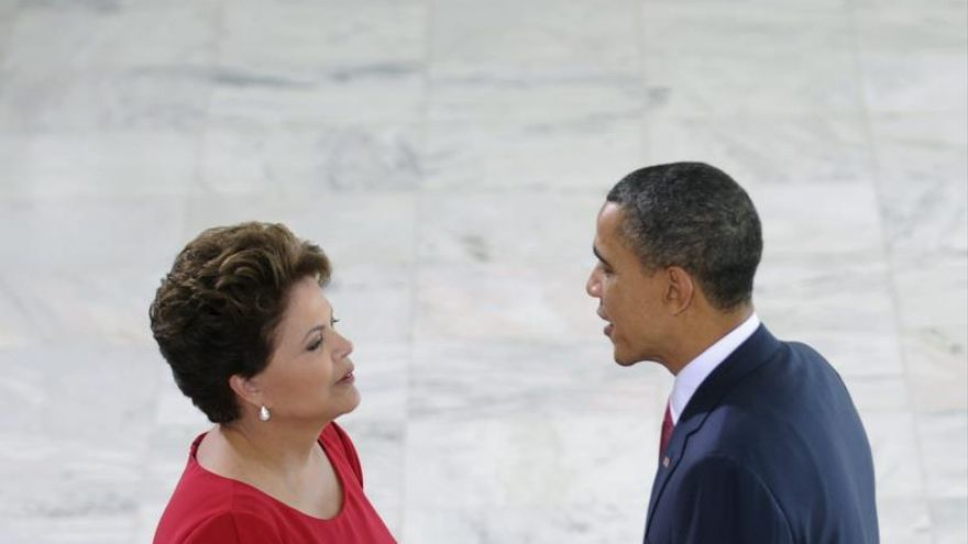EE.UU. desea normalizar las relaciones con Brasil y avanzar en la agenda común