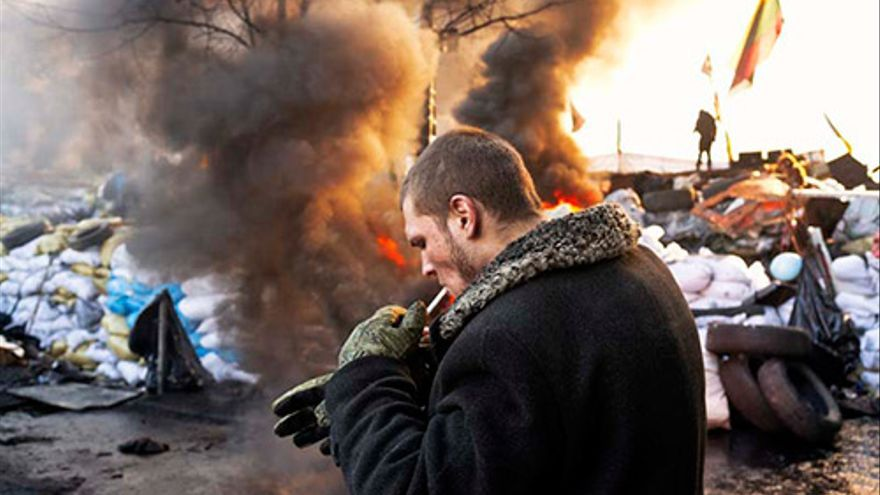 Kiev + Revolución = Krev