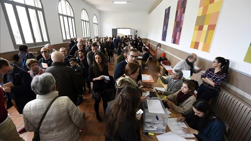Los líderes piden el voto masivo en unas elecciones que creen trascendentales