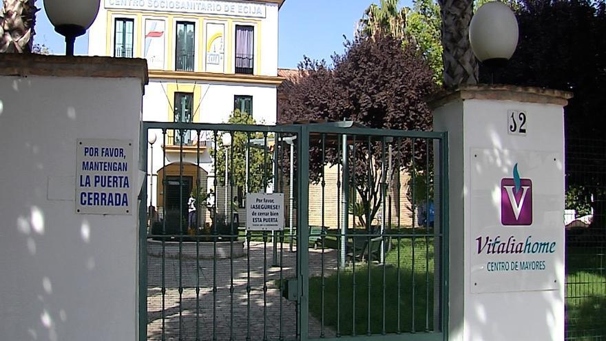 Residencia Vitalia Homes de Écija.