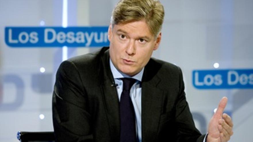 Secretario General Del Partido Popular Europeo (PPE), Antonio López-Istúriz