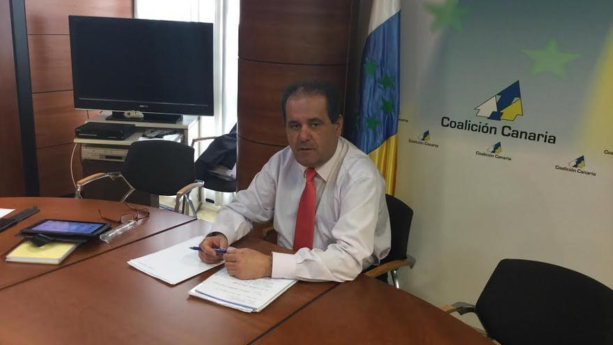 José Luis Perestelo.