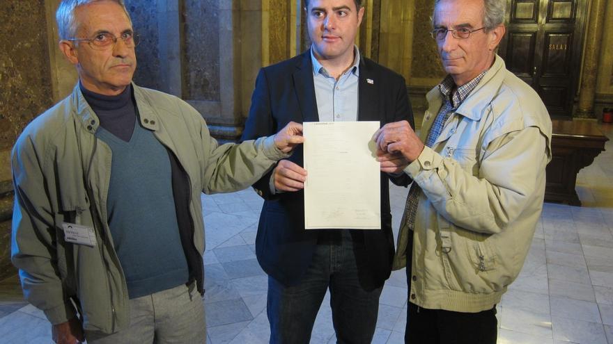 """Gallifa (Barcelona), primer municipio catalán """"insumiso"""" que deja de pagar sus impuestos al Estado"""
