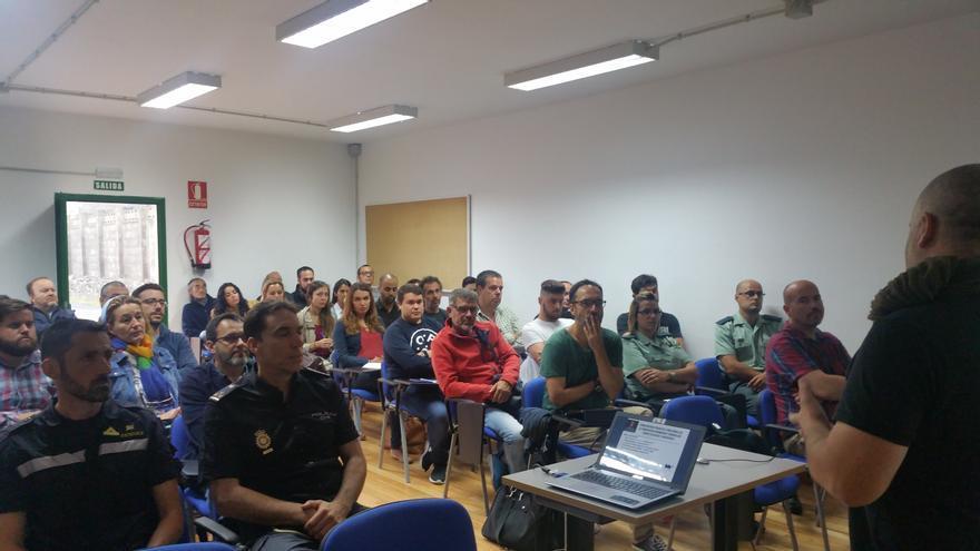 Jornada de Gestión de la Información en Desastres y Emergencias organizado por el Cabildo de Gran Canaria