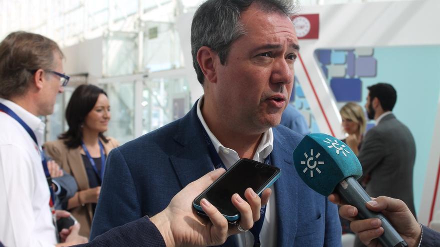 Espadas (PSOE) espera que la nueva FEMP impulse una mejor financiación local y sea órgano de coordinación por refugiados