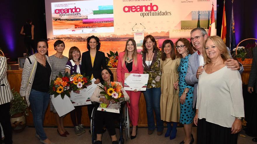 Villamalea (Albacete) ha acogido el acto institucional del Día de la Mujer Rural