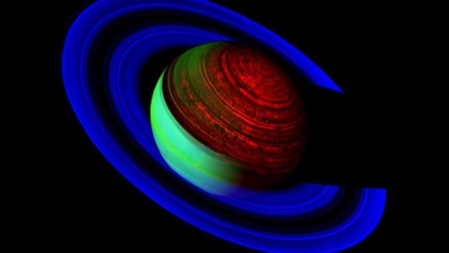 La NASA divulga datos obtenidos por la Cassini justo antes de desintegrarse