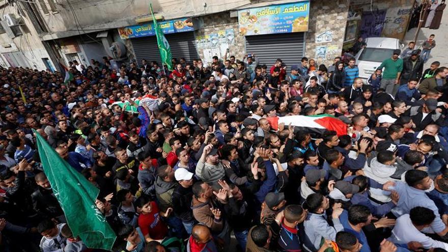 Israel entrega el cuerpo del palestino muerto en Hebrón hace dos meses