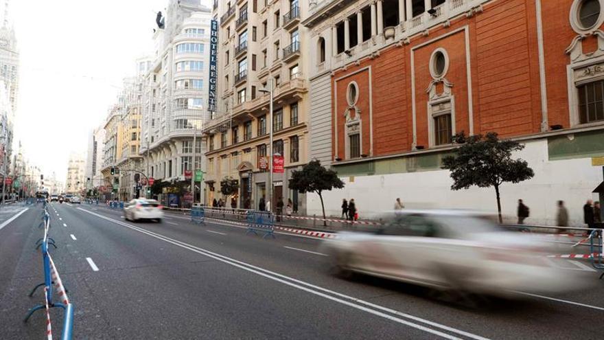 El Ayuntamiento cerrará la Gran Vía a los no residentes pero estudia excepciones