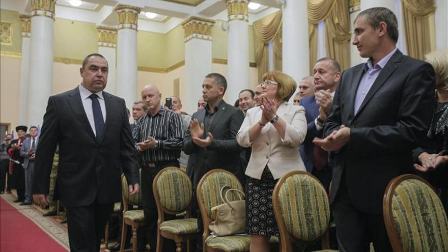 Poroshenko reafirma el apego de Ucrania a los acuerdos de Minsk