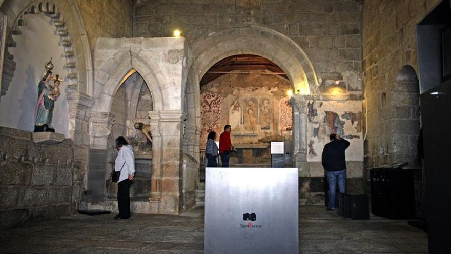 La quinta parte de los peregrinos del Camino de Santiago comienza en Portugal