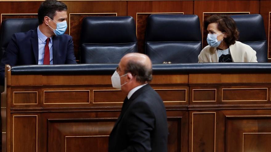 """Sánchez defiende la legalidad del estado de alarma y dice que la crispación """"se ha demostrado inútil"""""""
