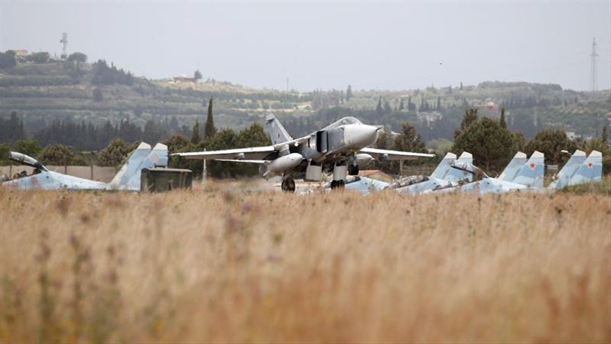 Putin dice que todavía hay que ayudar al Ejército sirio