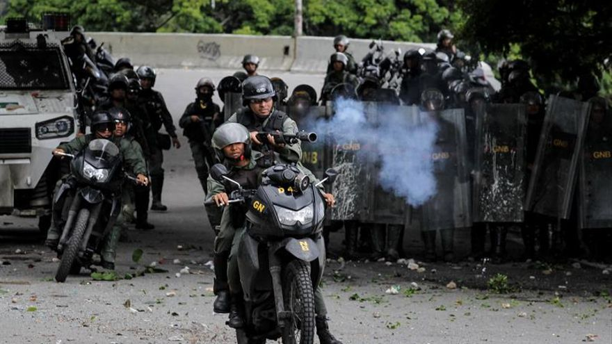 La oposición venezolana informa de 3 muertos en las protestas contra la Constituyente