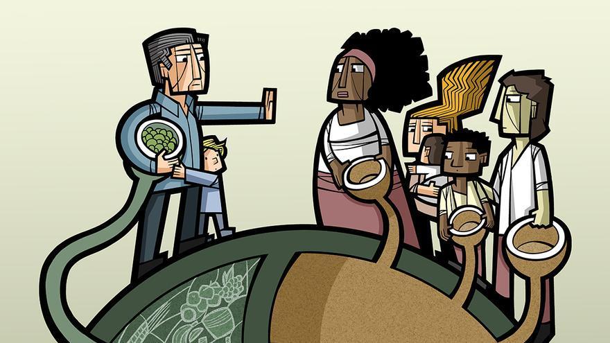 Ilustración de la artista gráfica Cristina Durán