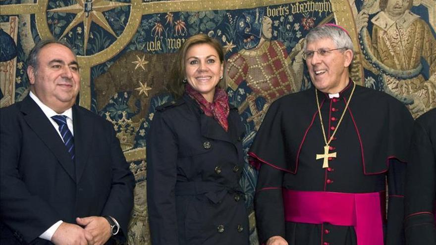 La Catedral de Toledo muestra sus tesoros textiles en el nuevo Museo de Tapices