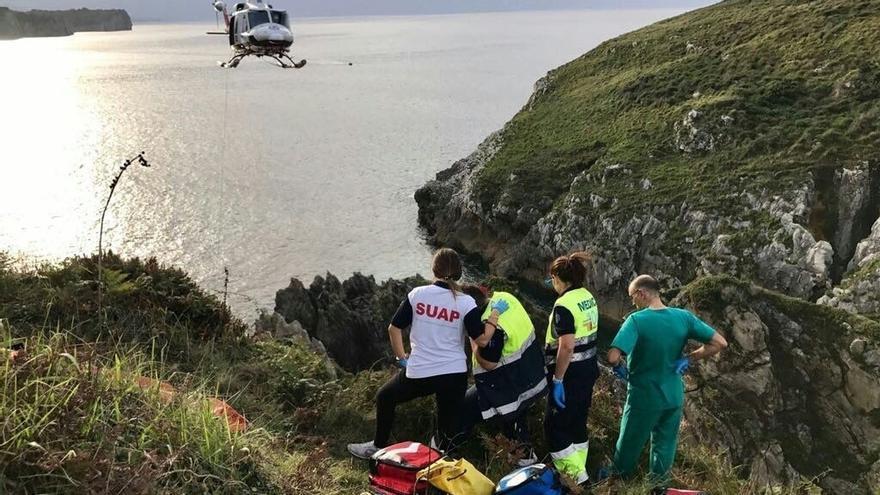 19 personas han muerto ahogadas en lo que va de año en Cantabria