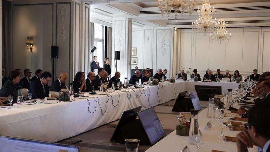 El Rey asiste a la II reunión del Consejo Iberoamericano de la Competitividad