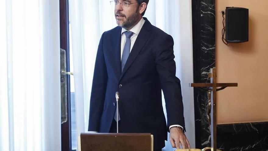 El PSOE dice que presentará una enmienda a la totalidad a los Presupuestos