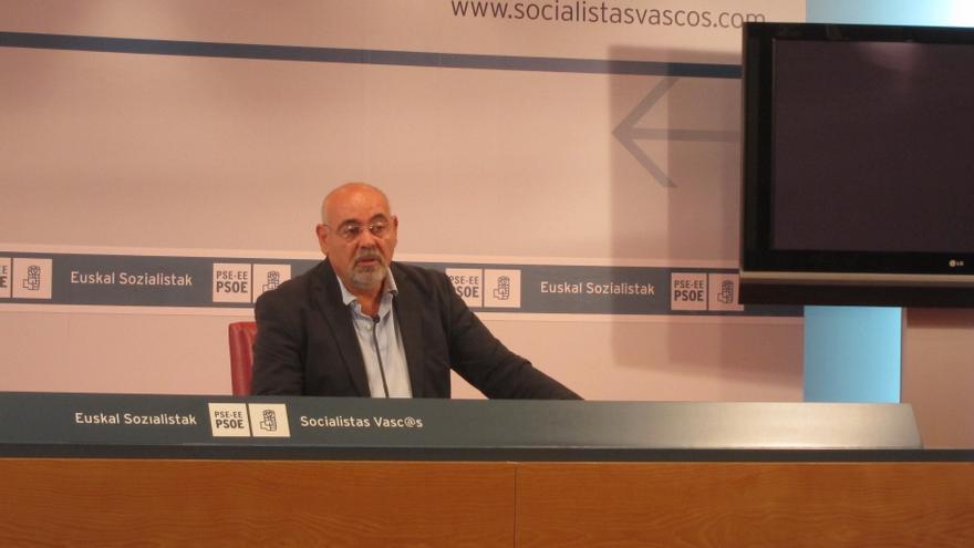 """PSE censura al Gobierno """"el manejo"""" del caso Uribetxebarria, en el que se ha dado """"una bandera electoral"""" a la IA"""