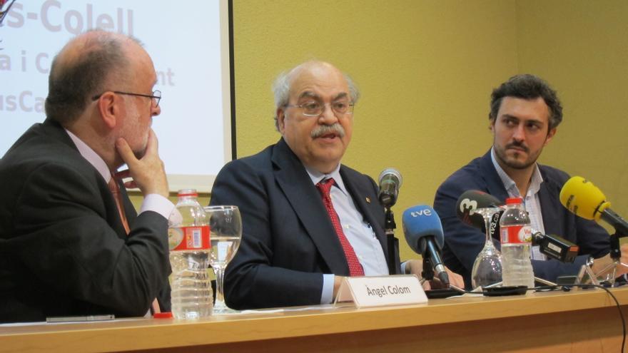 """Mas-Colell cree que Cataluña y Madrid pueden recorrer un camino """"en paralelo"""" hacia un nuevo modelo de financiación"""