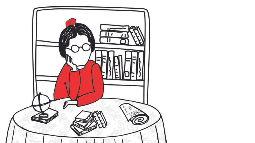 Ilustración de Consuelo Berges.   SARA FUENTES