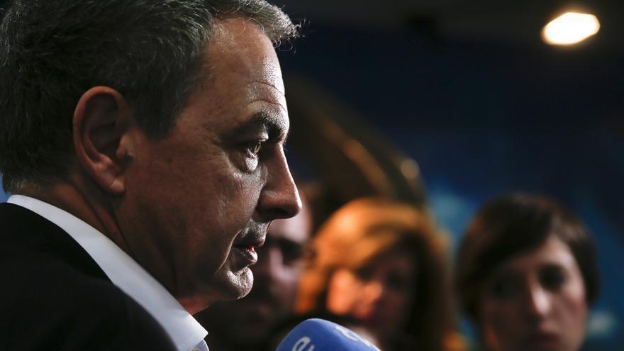 José Luis Rodríguez Zapatero, en una imagen de archivo