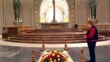 Sacar a Franco del Valle de los Caídos: una exhumación rápida y 'low cost'