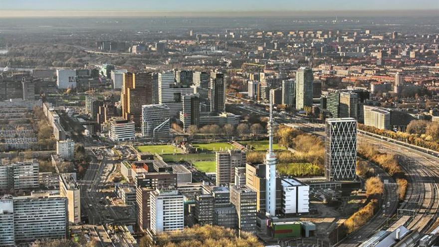 Ámsterdam se prepara para levantar el futuro edificio de la EMA