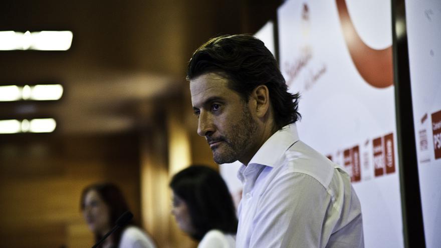 Gustavos Matos en el debate del PSC. | Maya Bencomo.