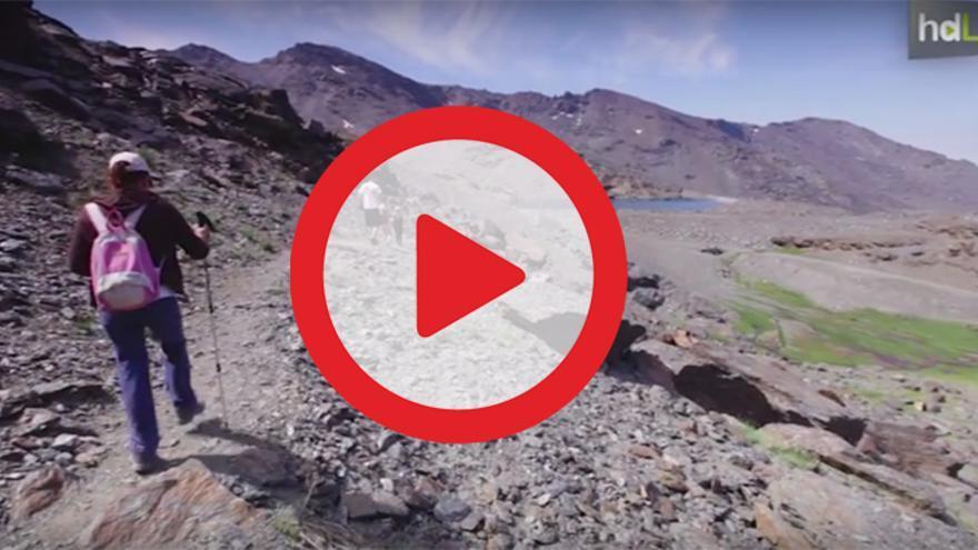 Rutas turísticas de verano en Sierra Nevada.