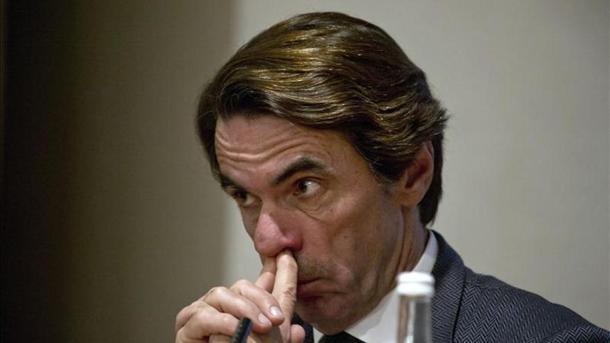 Aznar rechaza acusaciones en el caso Blesa y anuncia acciones jurídicas