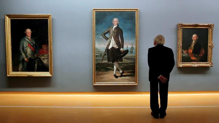 Identifican el primer retrato oficial que Goya pinto de Carlos IV